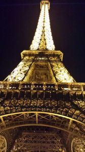 Torre Eiffel (Paris). Foto de Nacho Herrero. Gracias!